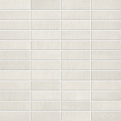 Atlas Concorde Fray Wall Mosaic White