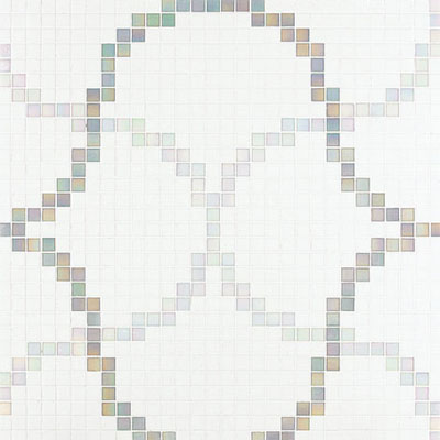 Bisazza Mosaico Decori 20 - Liaisons Grey