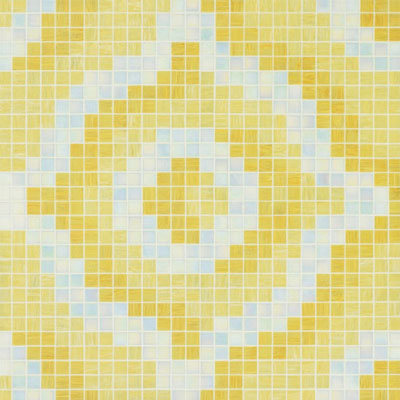Bisazza Mosaico Decori 20 - Velvet Cream