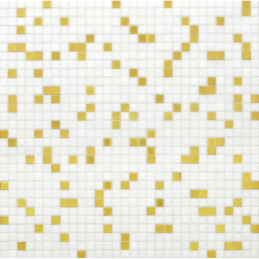 Bisazza Mosaico Blends 10 Prince White