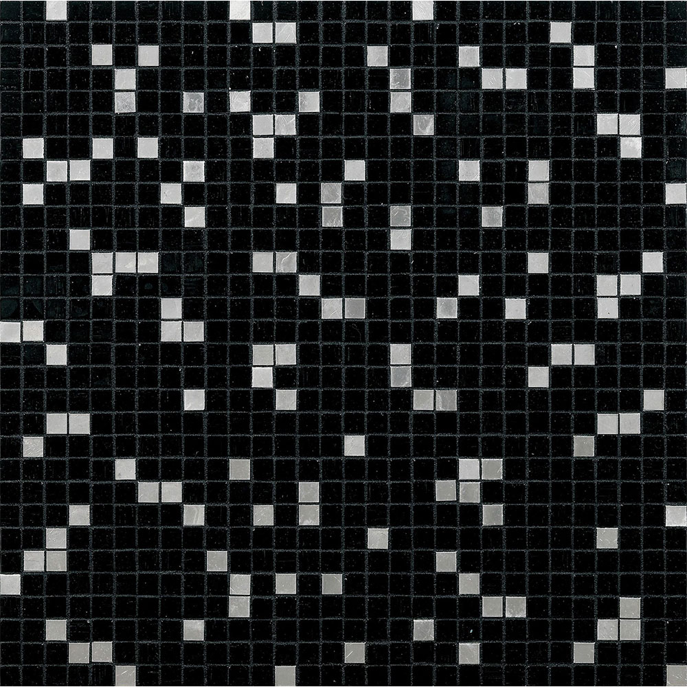 Bisazza Mosaico Blends 10 Princess Black