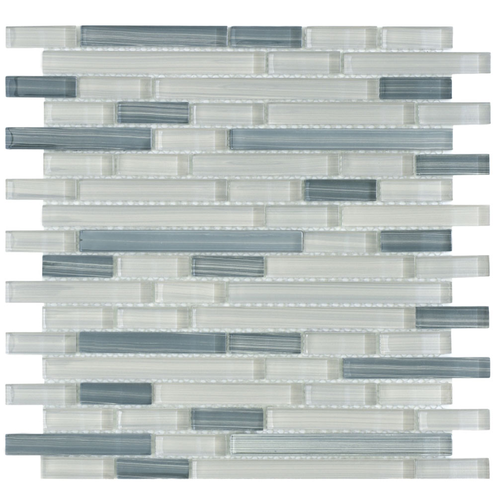 Elysium Venice Mosaic Stacked Tile & Stone Colors