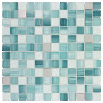 Elida Ceramica Directions Mosaic Royal Green