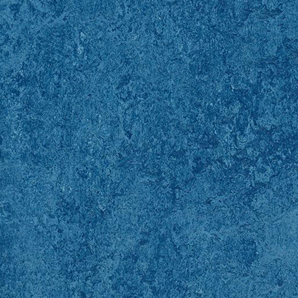 Forbo Marmoleum Modular Colour Blue