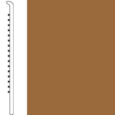 Forbo Wallbase Straight 4-inch Camel