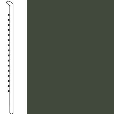 Forbo Wallbase Straight 4-inch Fir Green