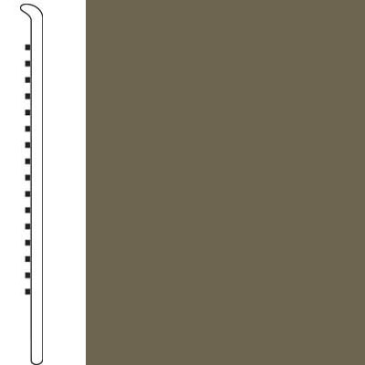 Forbo Wallbase Straight 4-inch Olive