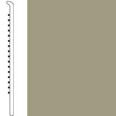Forbo Wallbase Straight 4-inch Olive Harvest